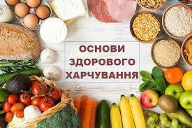 План заходів щодо покращення харчування
